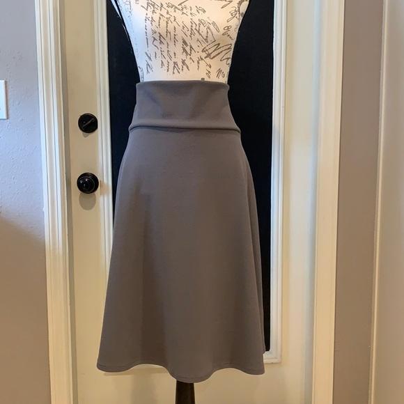 EUC LuLaRoe Azure Skirt.
